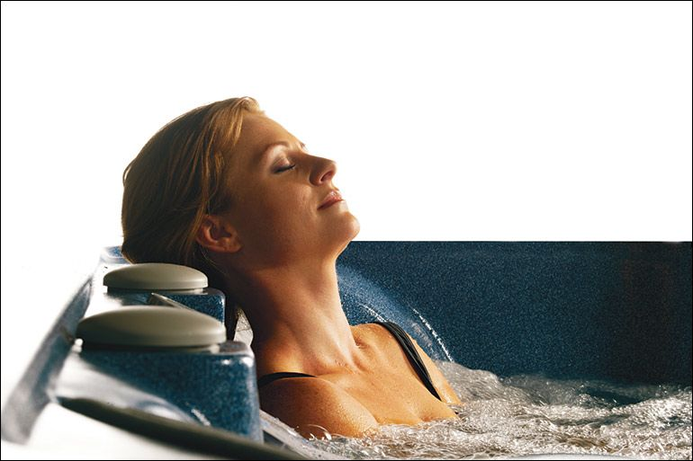 Six Ways Hot Tubs Relieve Daily Stress