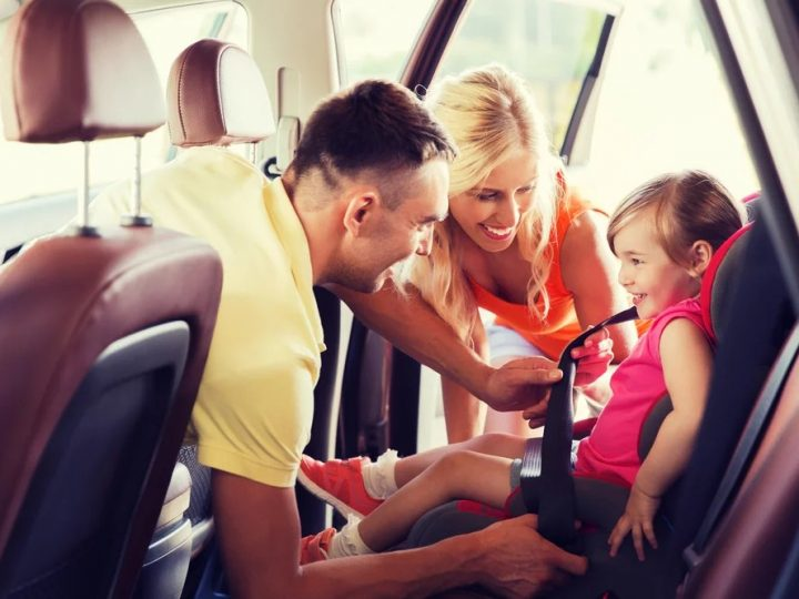Family safety tips to consider before starting a journey